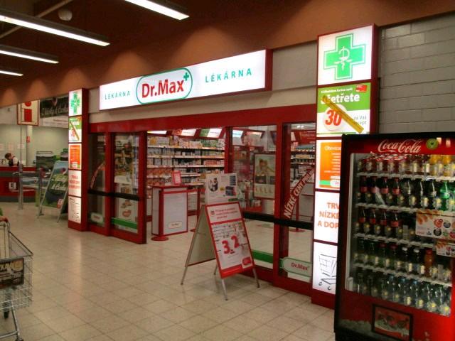 Dr.Max, Polská 379, Náchod - Běloves