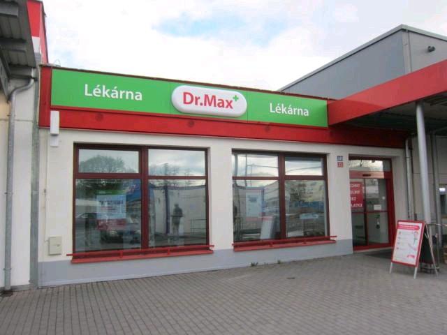 Dr.Max, Pivovarská 2396/21, Cheb