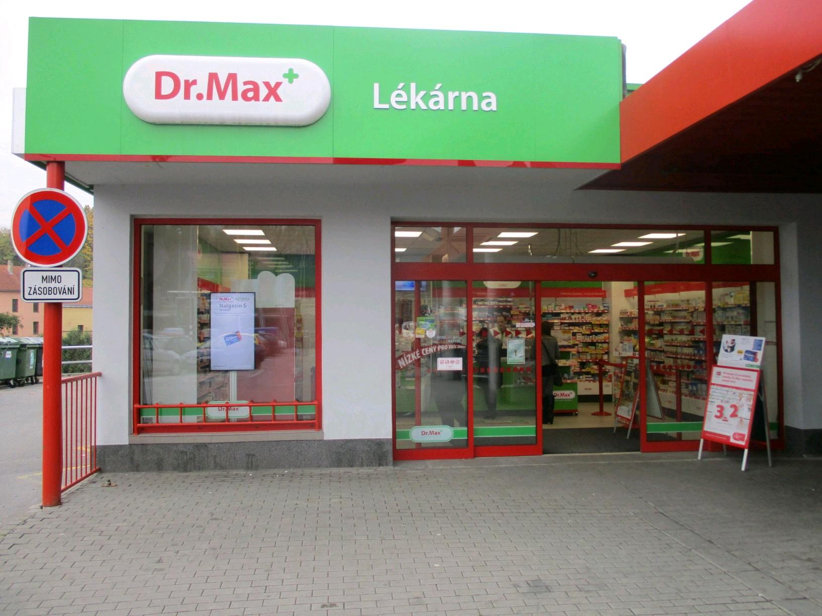 Dr.Max, Romana Havelky 4842/1a, Jihlava
