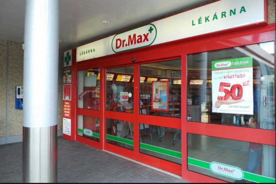 Dr.Max, Kamenice 745/1, Brno - Bohunice