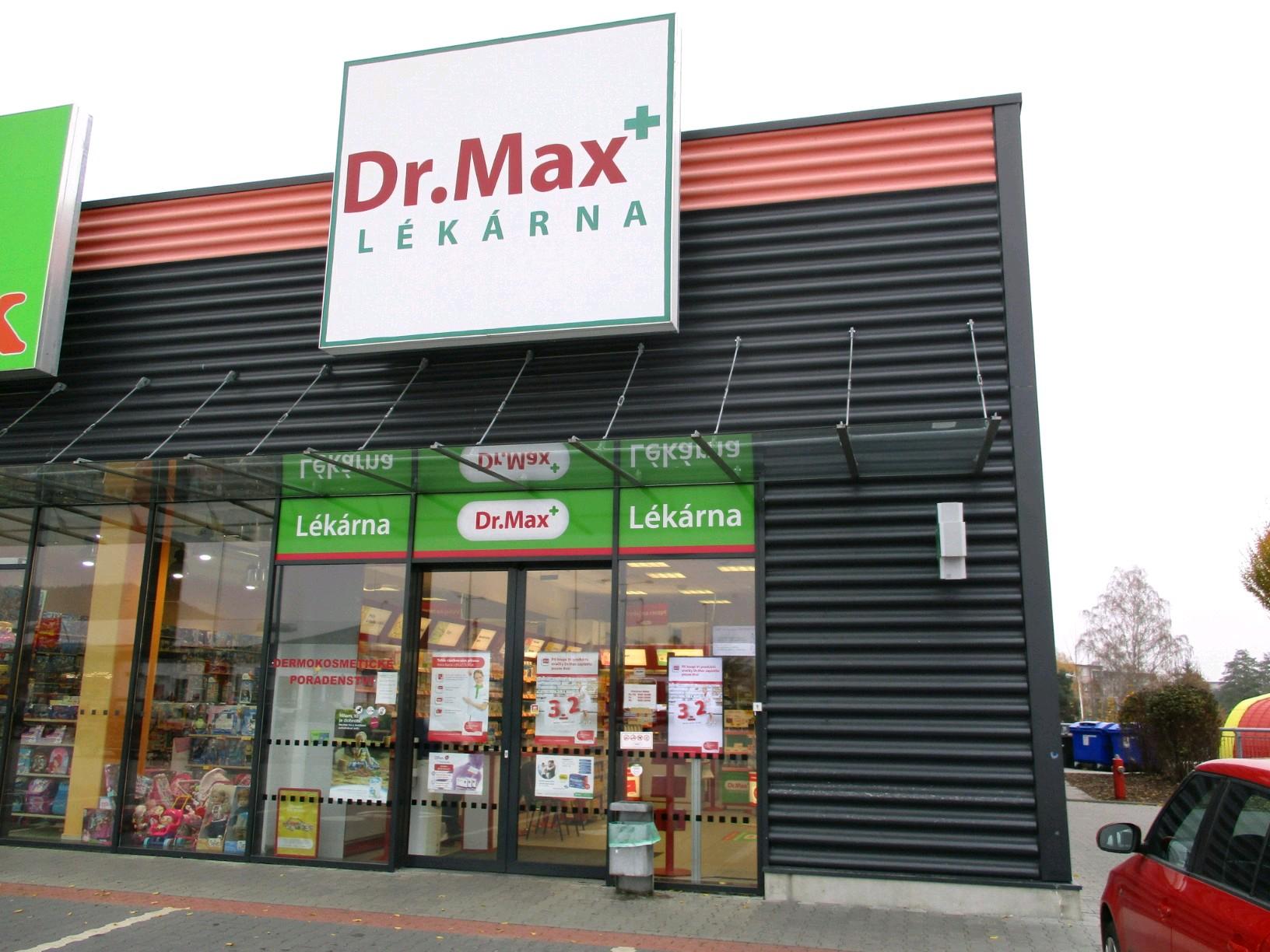 Dr.Max, Katovická 1303, Strakonice