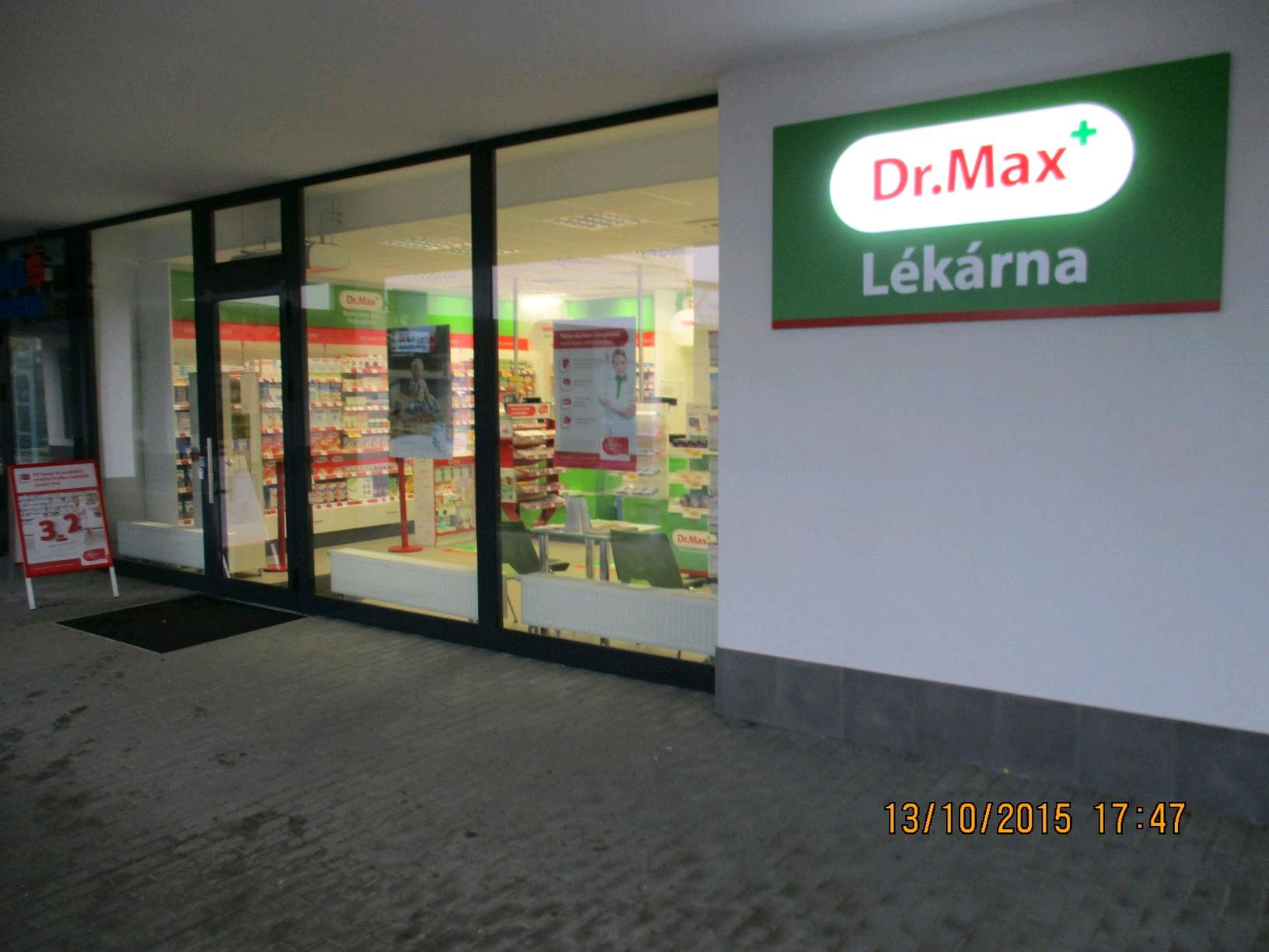 Dr.Max, Libušina třída 578/19, Brno