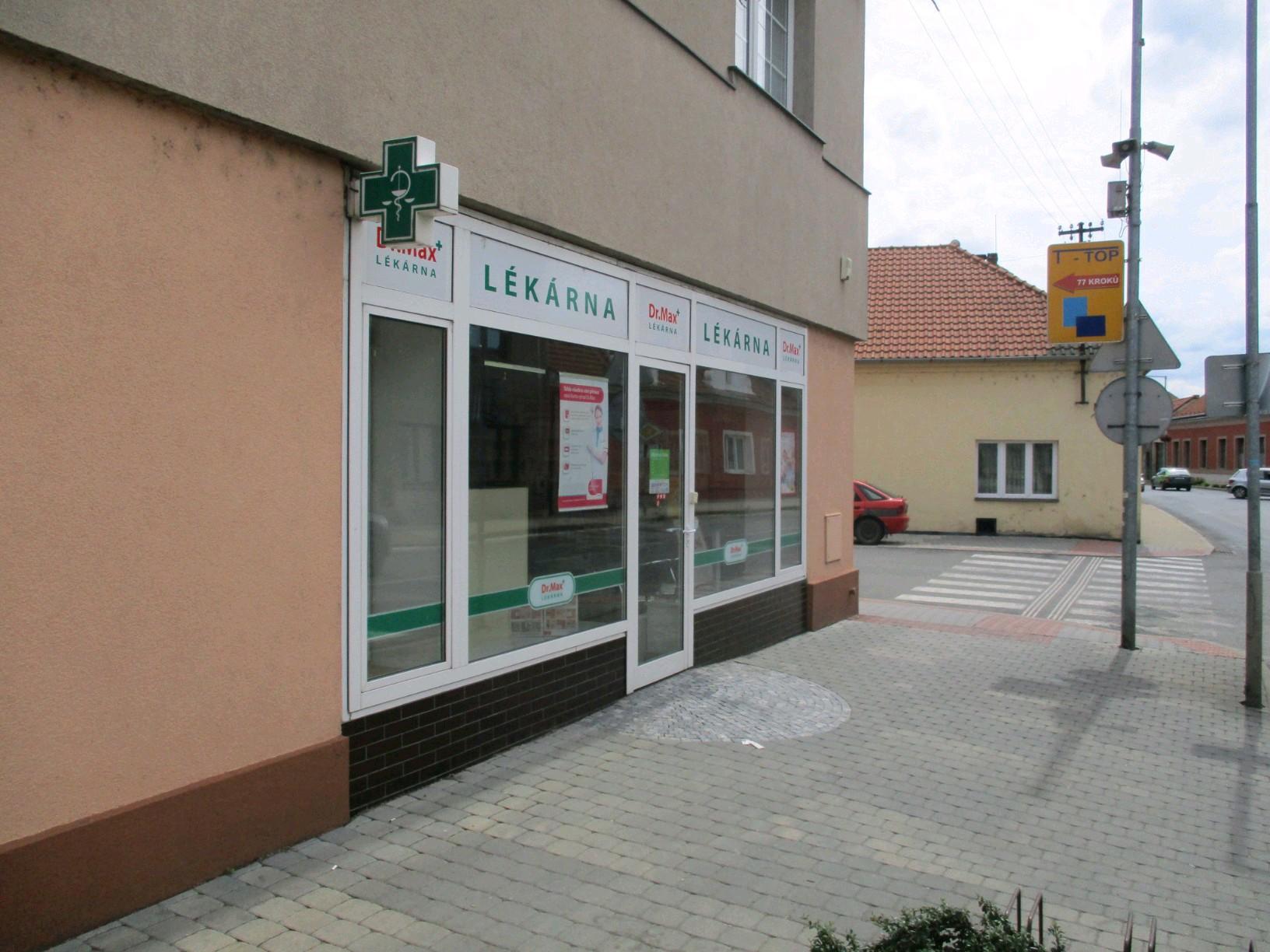 Dr.Max, Turenská 565, Kostelec nad Labem